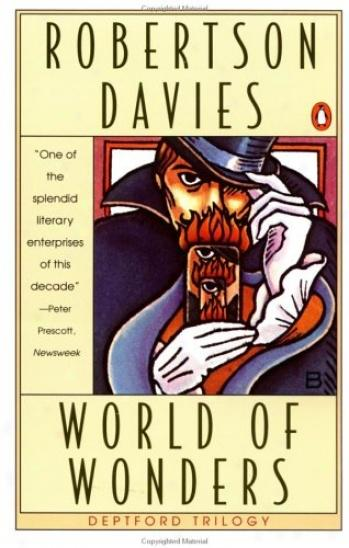 an analysis of the characters in fifth business by robertson davies Book review - fifth business by robertson davies fifth business is the fifth character who does not play a major role yet nevertheless is integral to the plot that's what ramsay is characters all the characters.